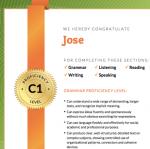 Consigue tu certificación