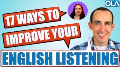 Aprende 17 maneras para mejorar tu comprensión auditiva en el inglés