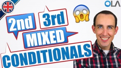 Second, Third, Mixed Conditionals
