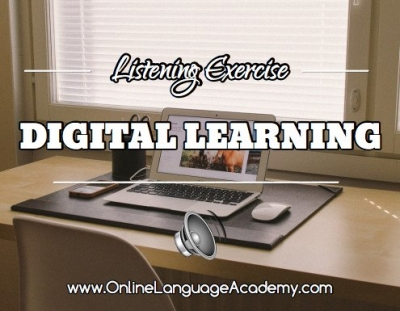 Ejercicio de listening sobre los nativos digitales