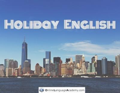Aprende inglés para las vacaciones