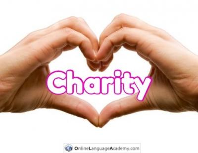 La caridad