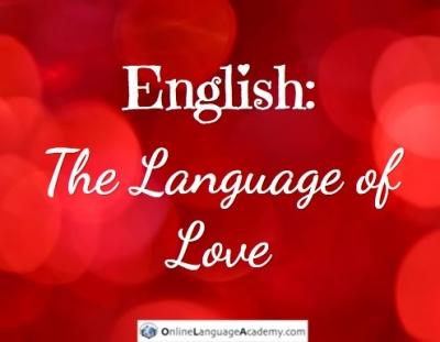 Habla inglés - el idioma del amor