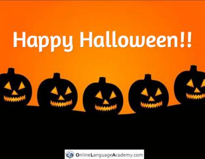Expresiones en inglés sobre Halloween