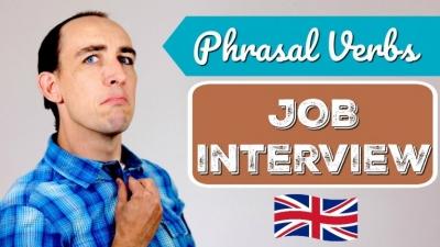 Aprende algunas frases verbales para una entrevista de trabajo