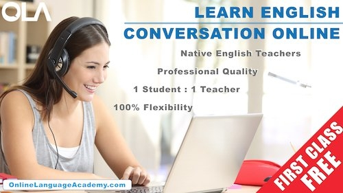 Learn English Online With Native Teachers