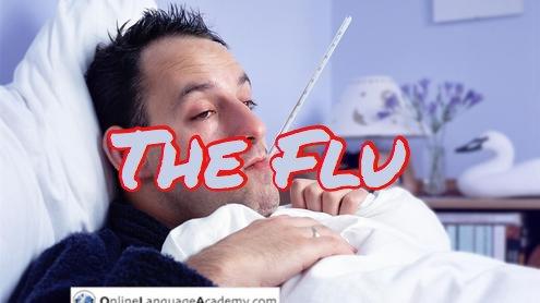 clase de conversaci243n en ingl233s la gripe online